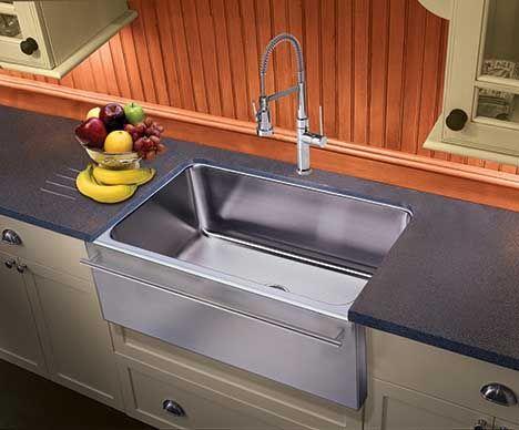 16+ Large apron front sink inspiration
