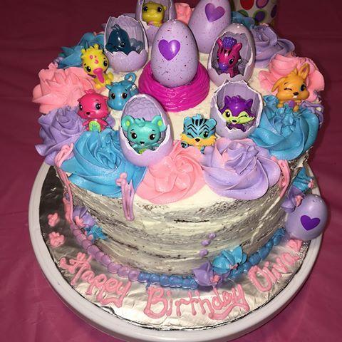 Marisa Birthday Cake