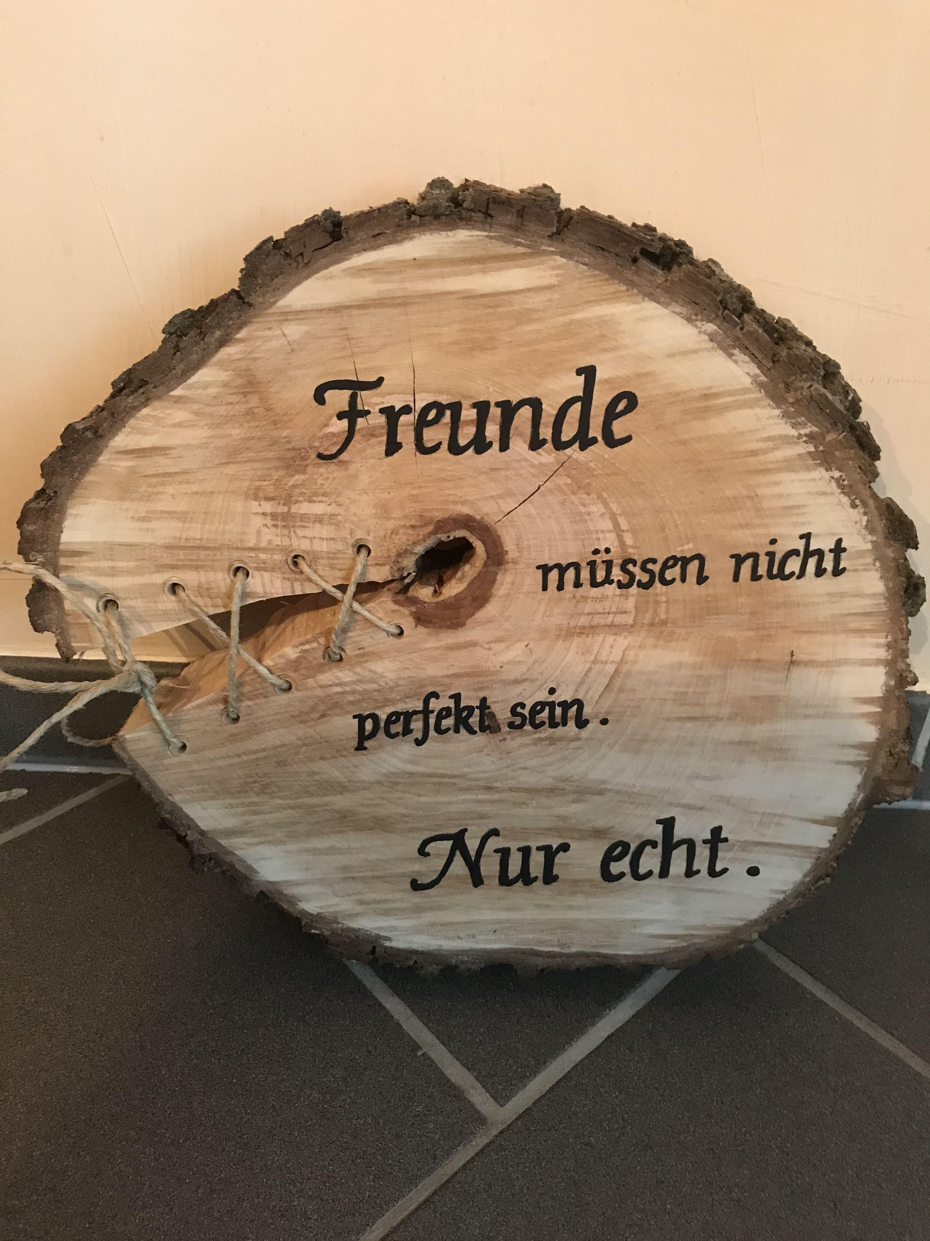 Baumscheren Als Geburtstagsgeschenk Zum 50er Einer Guten Freundin Geschenke Aus Holz Freund Basteln Holzgeschenke