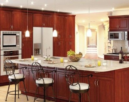 Miami Maple Kitchen Cabinets  Home Decor  Pinterest  Maple Best Kitchen Cabinets Miami Design Decoration