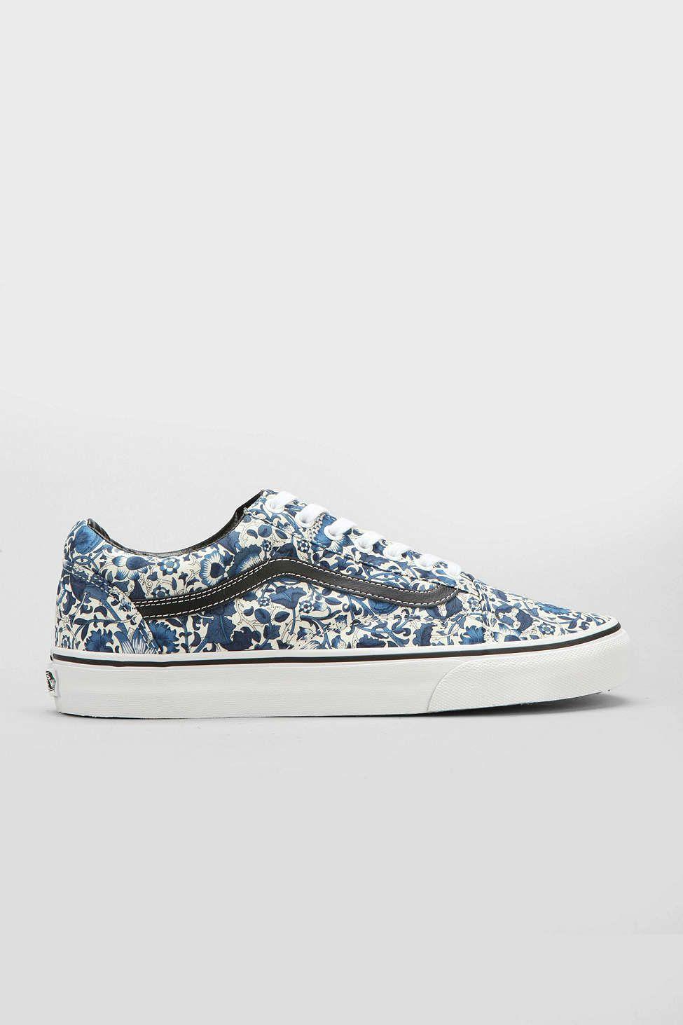 404ce36a9f Vans Liberty Old Skool Men s Sneaker