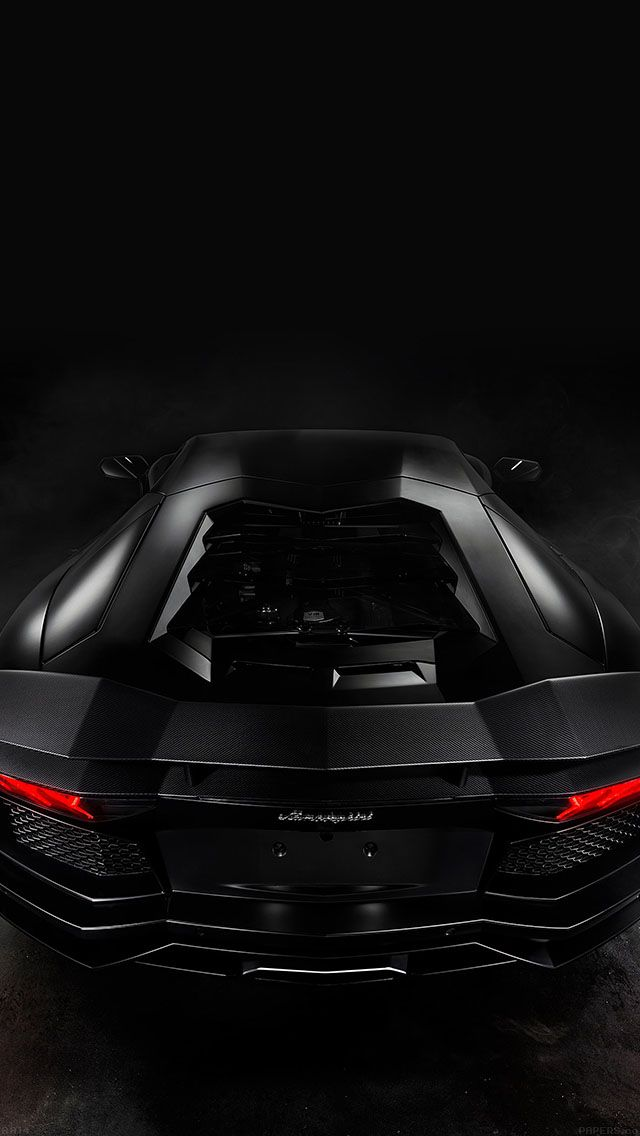 You can adjust light, color, space, animation speed, and so on. Iphone Black Car Hd Wallpaper