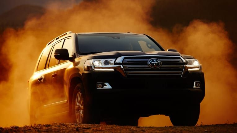 Toyota sells many well-thought-out, desirable, practical models - and the   2017 Land Cruiser is not one of them. Watch the video for more.    http://www.mercedtoyota.com/