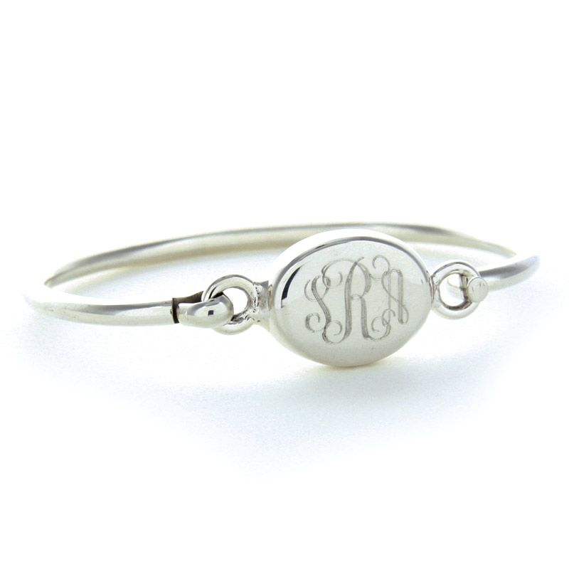 Find This Pin And More On Monogrammed Bracelets By Mmm