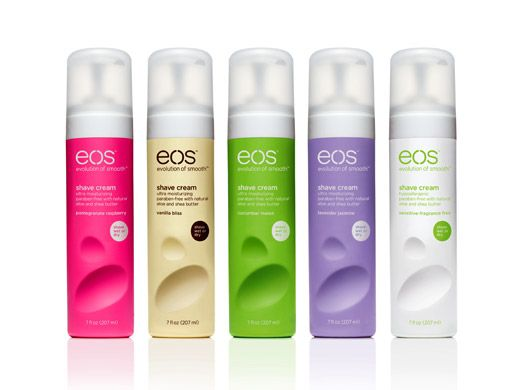 b31827acdd EOS shaving cream  3.50 - This is great for when you need to shave quickly  without getting in the shower. All you need is this... no water necessary!