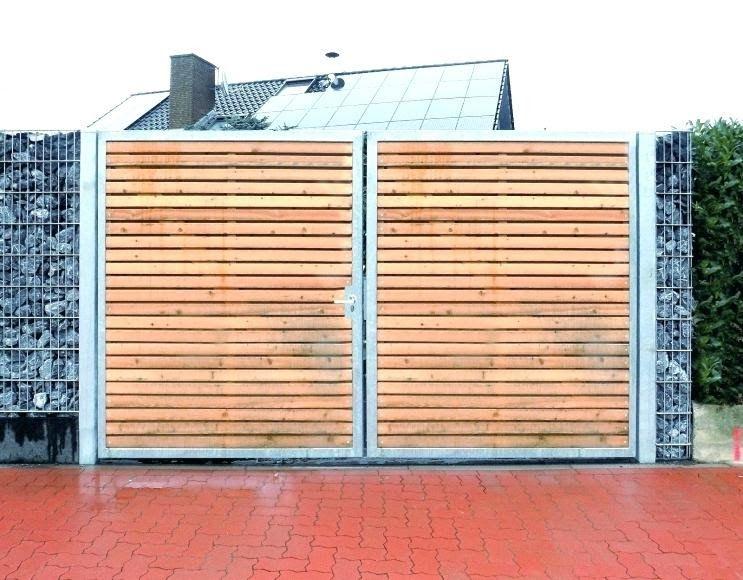 Tur Fur Gartenhaus Bauen In 2020 Holztor Gartentore Einfahrt Tor