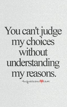 JUDGED QUOTES TUMBLR image quotes at relatably.com | Judge ...