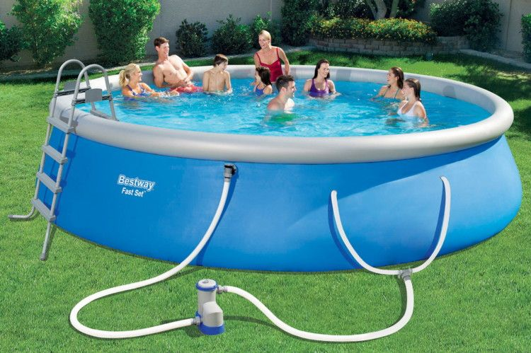 18 X 48 Pool W Pump Ladder Cover Only 99 At Walmart Pool Walmart Summer Bucket List For Teens