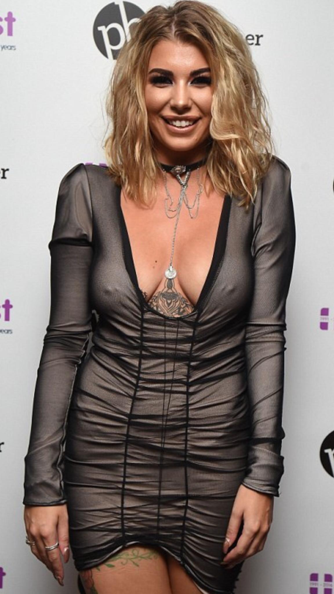 A black short gathered v neck dress oliviavskimk short hair