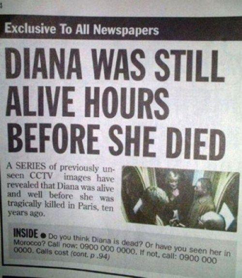 Wacky Newspaper Headlines Funny Headlines Newspaper Headlines Funny News