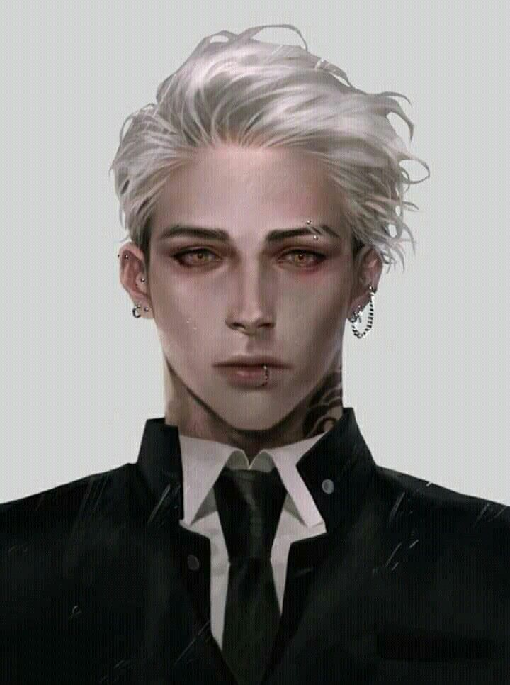 Looks Like Draco Malfoy Portrait Concept Art Characters Boy Art