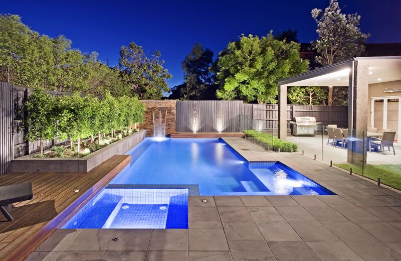 Pool Landscaping Designs Google Search