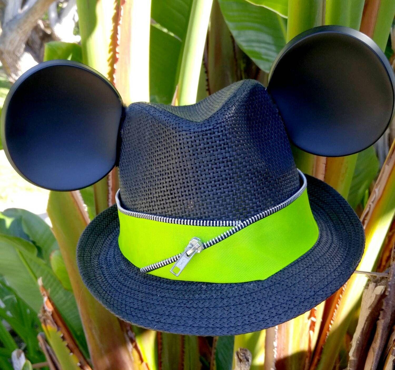 59c3ee6e57c2c Kids Disney Hat. Mickey Ears. Childrens Mickey Mouse Hat. Original  Disneyland Hat.