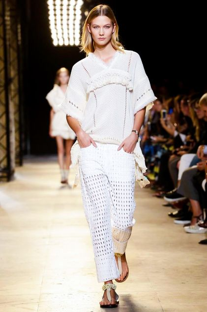 Isabel Marant Ready To Wear Spring Summer 2015 Paris
