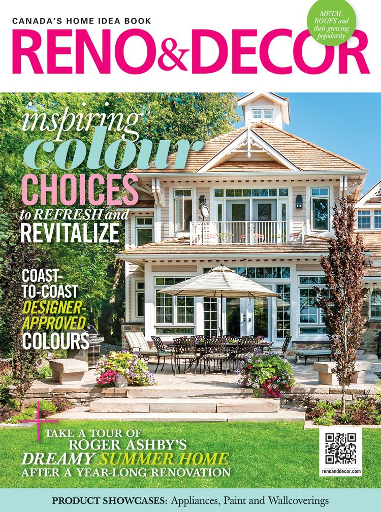 The hot new issue of RENO&DECOR is online free for you to read anytime anywhere. Click main big image on site at http://www.renoanddecor.com and you're there! Enjoy!