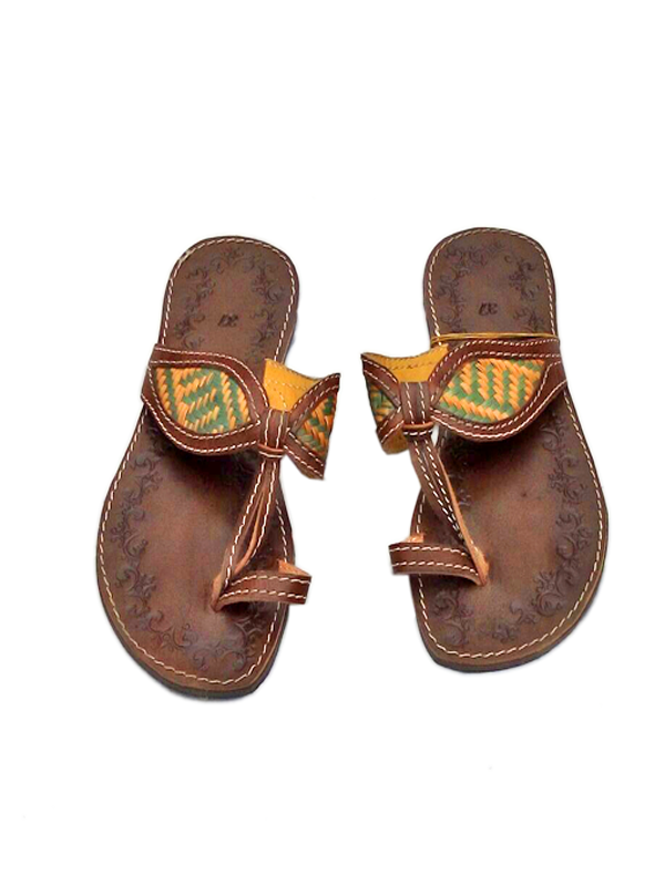 8899f4e47d96 Beautiful Handmade Leather and Bead Sandals