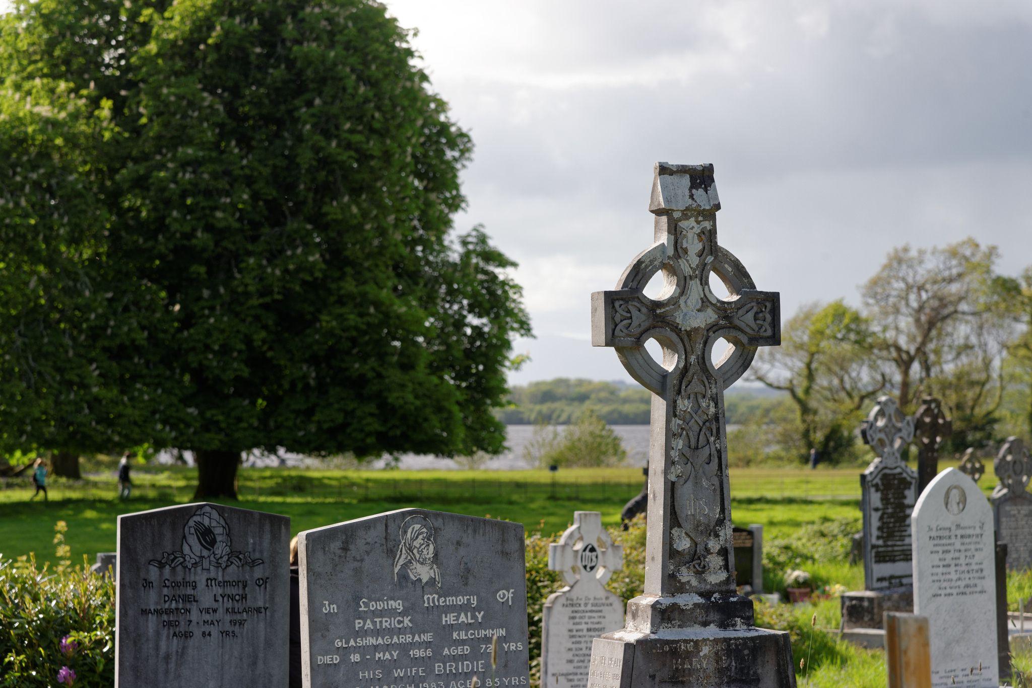 Killarney, Muckross Kloster, Friedhof by Alexander Pöschel (Poeschel) on 500px