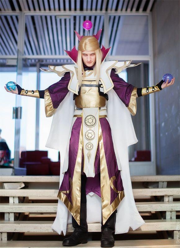 invoker cosplay dota 2 cosplays pinterest cosplay