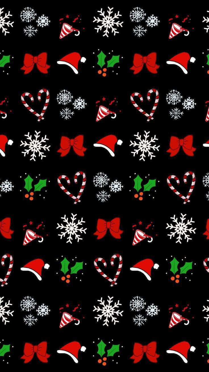 Новогодние обои на айфон. Iphone wallpaper. Happy new year ...