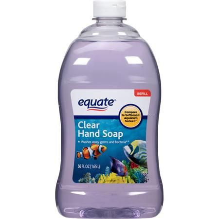 Personal Care Liquid Hand Soap Bottle