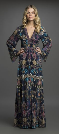 Vestidos bohemios largos baratos