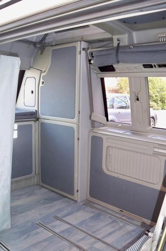 VW Camper Van Dehler Interior 2