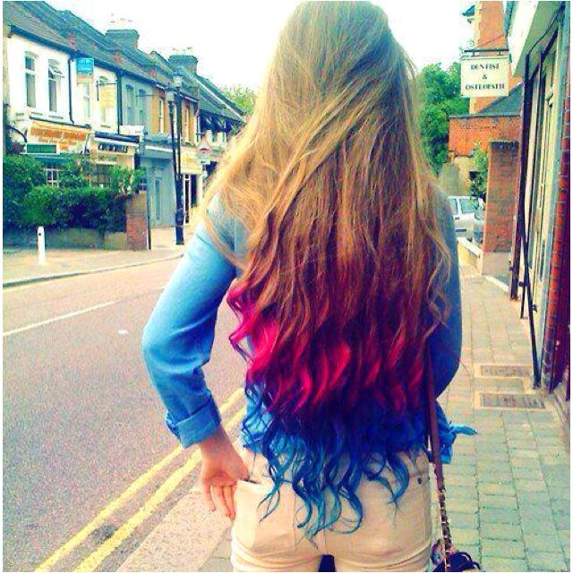 I really want to do this to my hair!