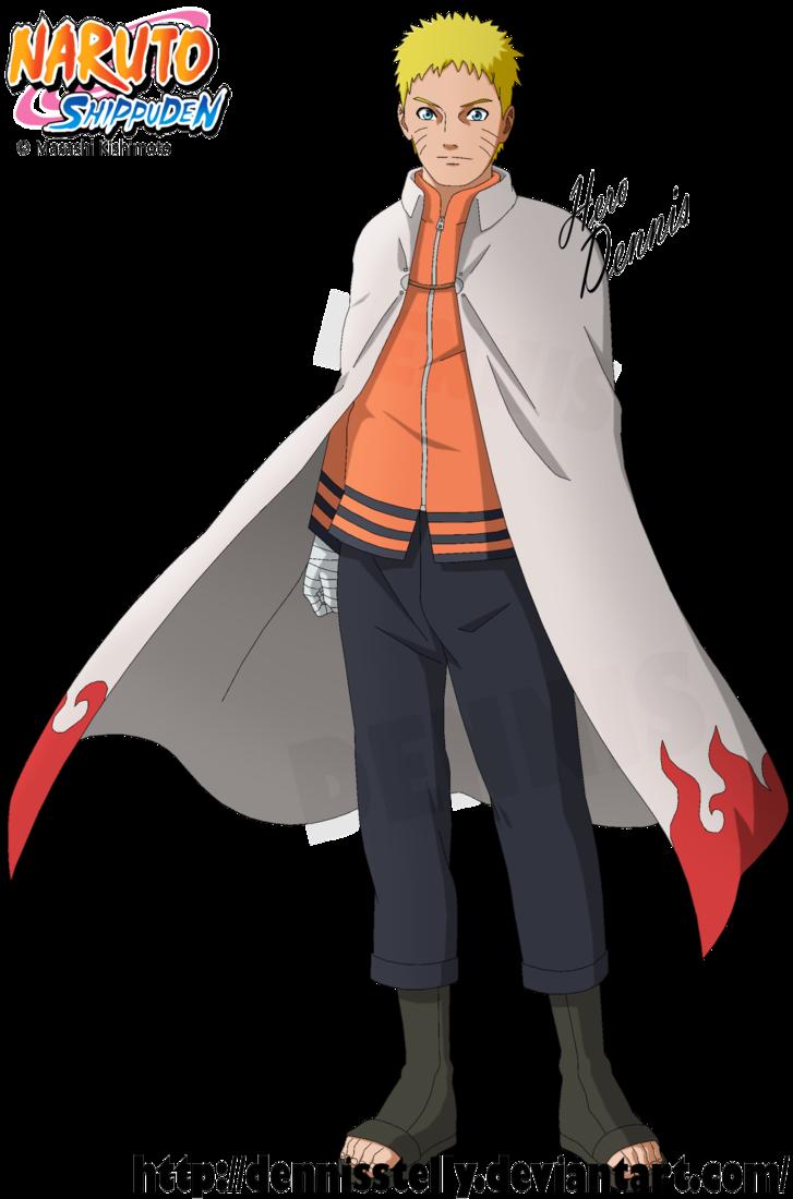 Uzumaki Naruto The 7th Hokage By Dennisstelly On Deviantart Com