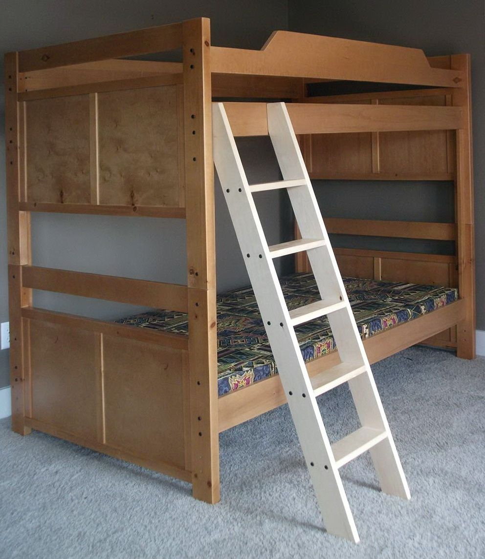 Bunk Bed Ladder Brackets Www Topsimages Com