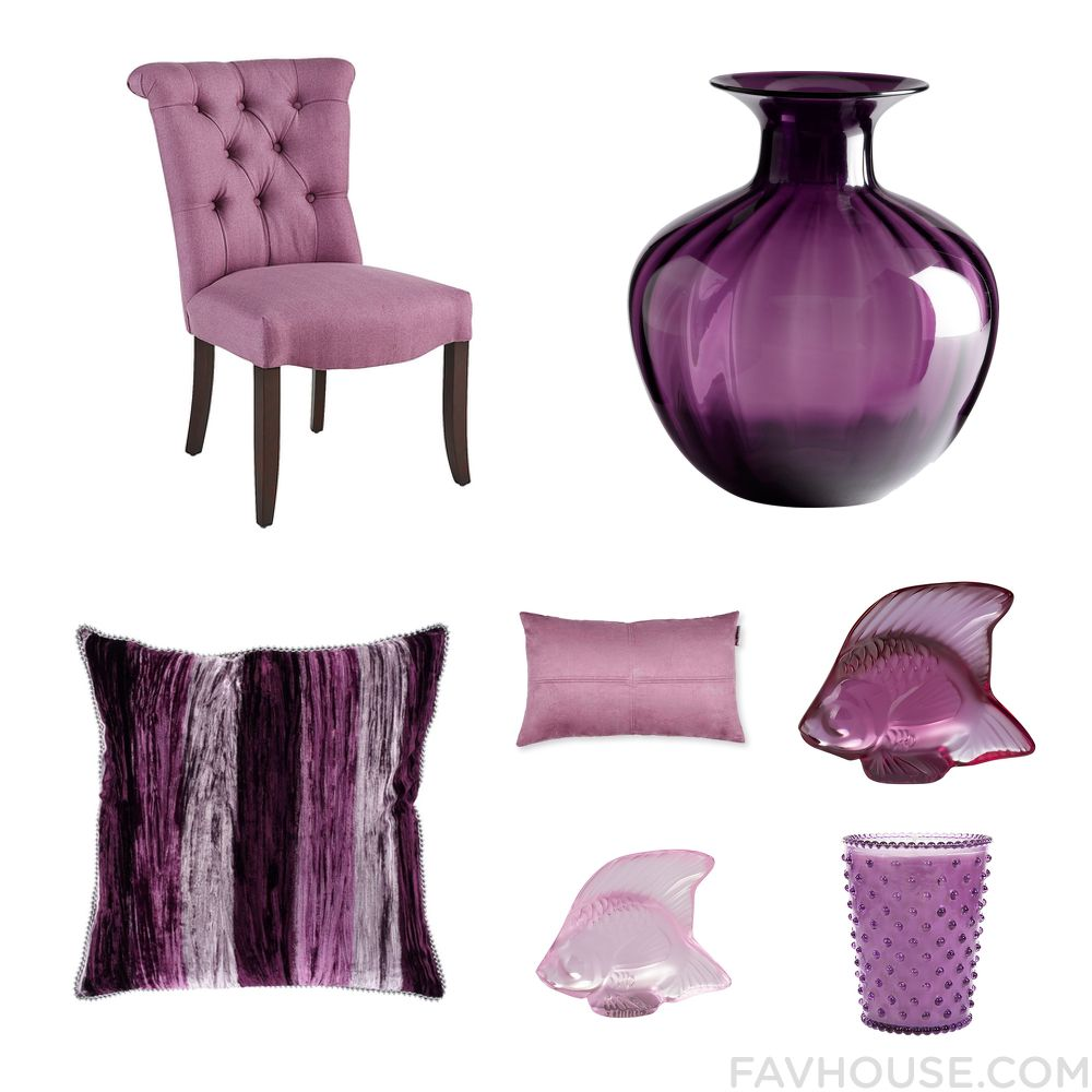 Home decor ideas featuring pier imports dining chair purple glass