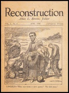 a history of the reconstruction period in america Congressional reconstruction struggle in the south reconstruction collapses conclusion - half accomplished revolution by the end of the course, you will be able to itentify between the different eras within the reconstruction period the students will be able to chronicle important events and.