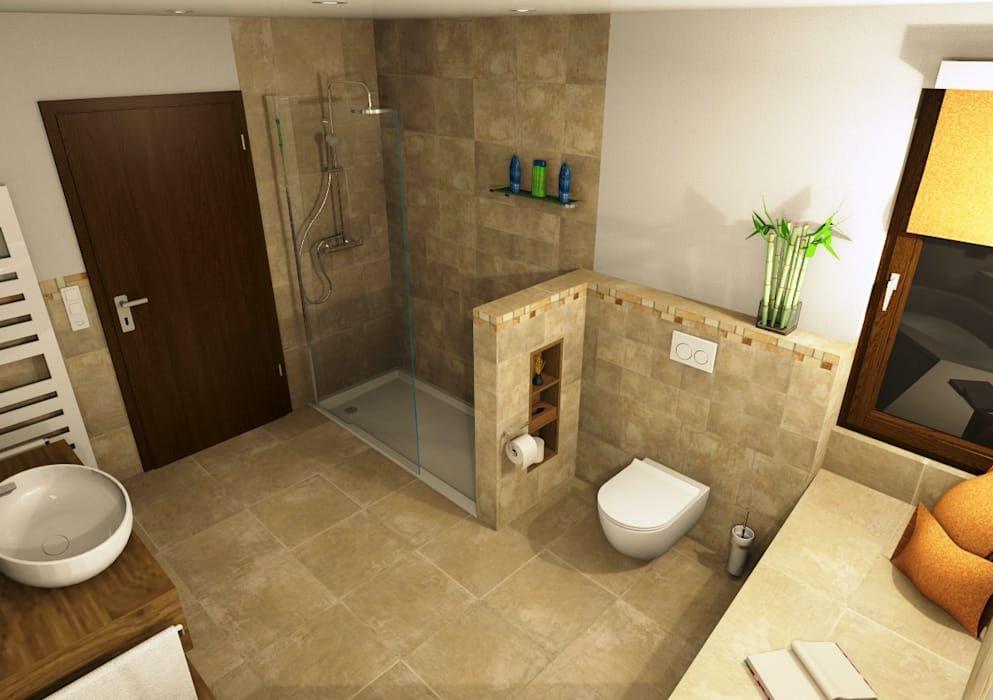 Mediterranes Flair Und Urlaubsfeeling Badezimmer Von Bad Campioni Homify Badezimmer Badezimmer Mediterran Bad Inspiration