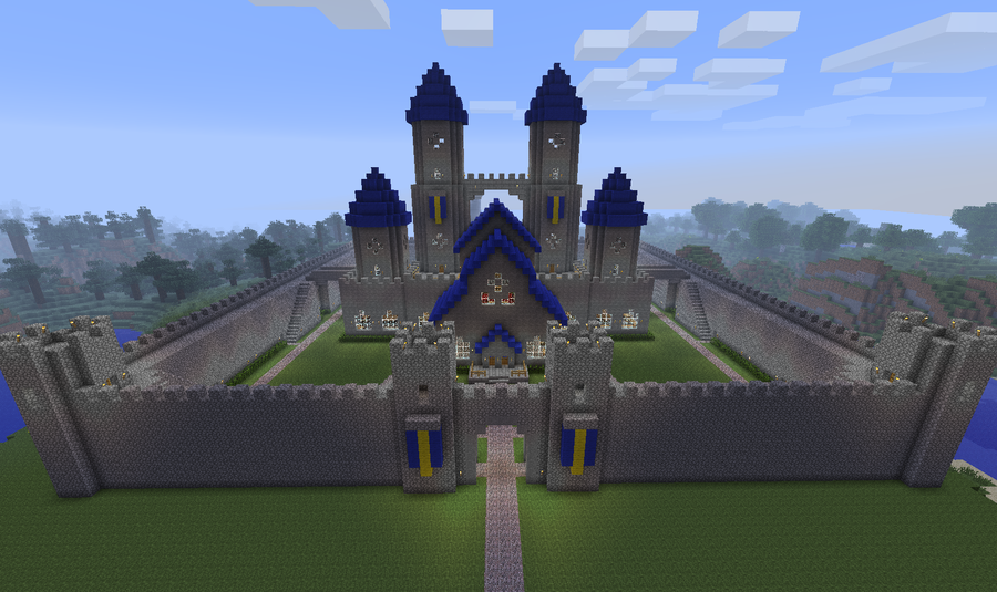 Well here 39 s the final product of my work took about 2 and for Final fortress blueprints