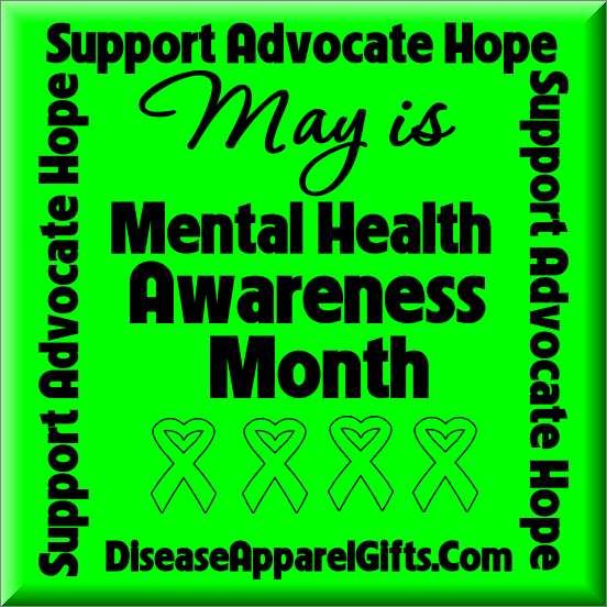 Image result for May's awarenesses and causes