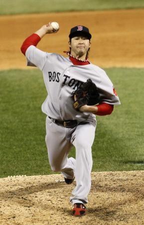 Junichi Tazawa (Boston Red Sox)
