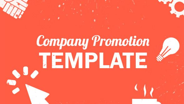 company promotion promotion and graphics