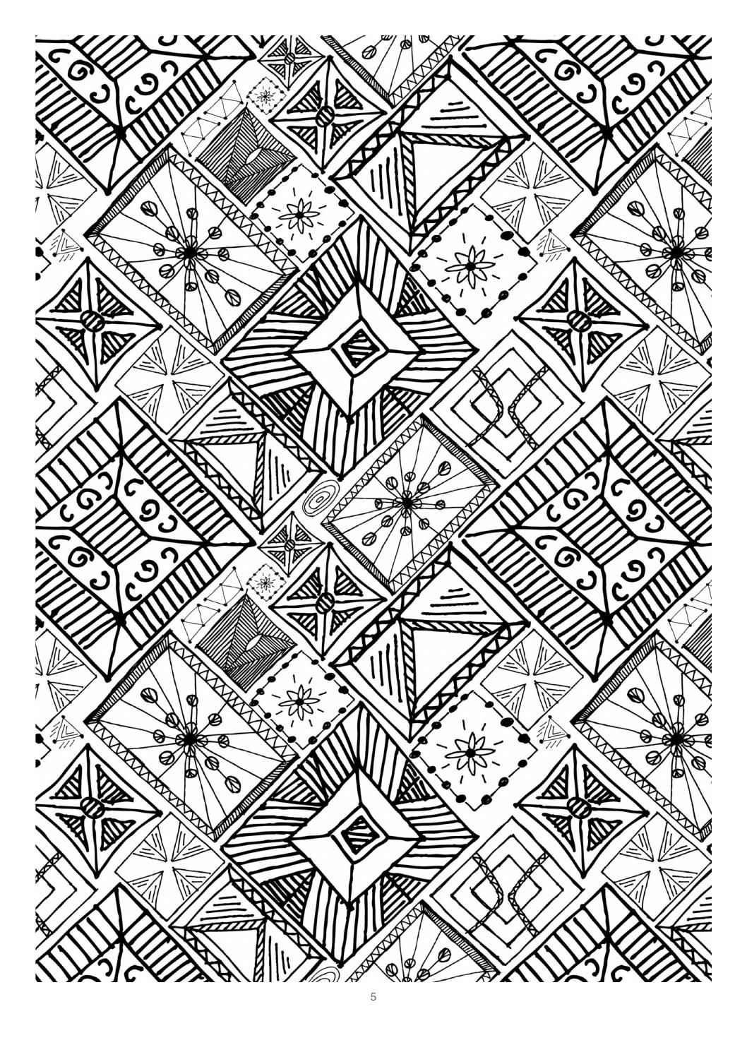 Mind Massage colouring book for adults by Murray Books - issuu