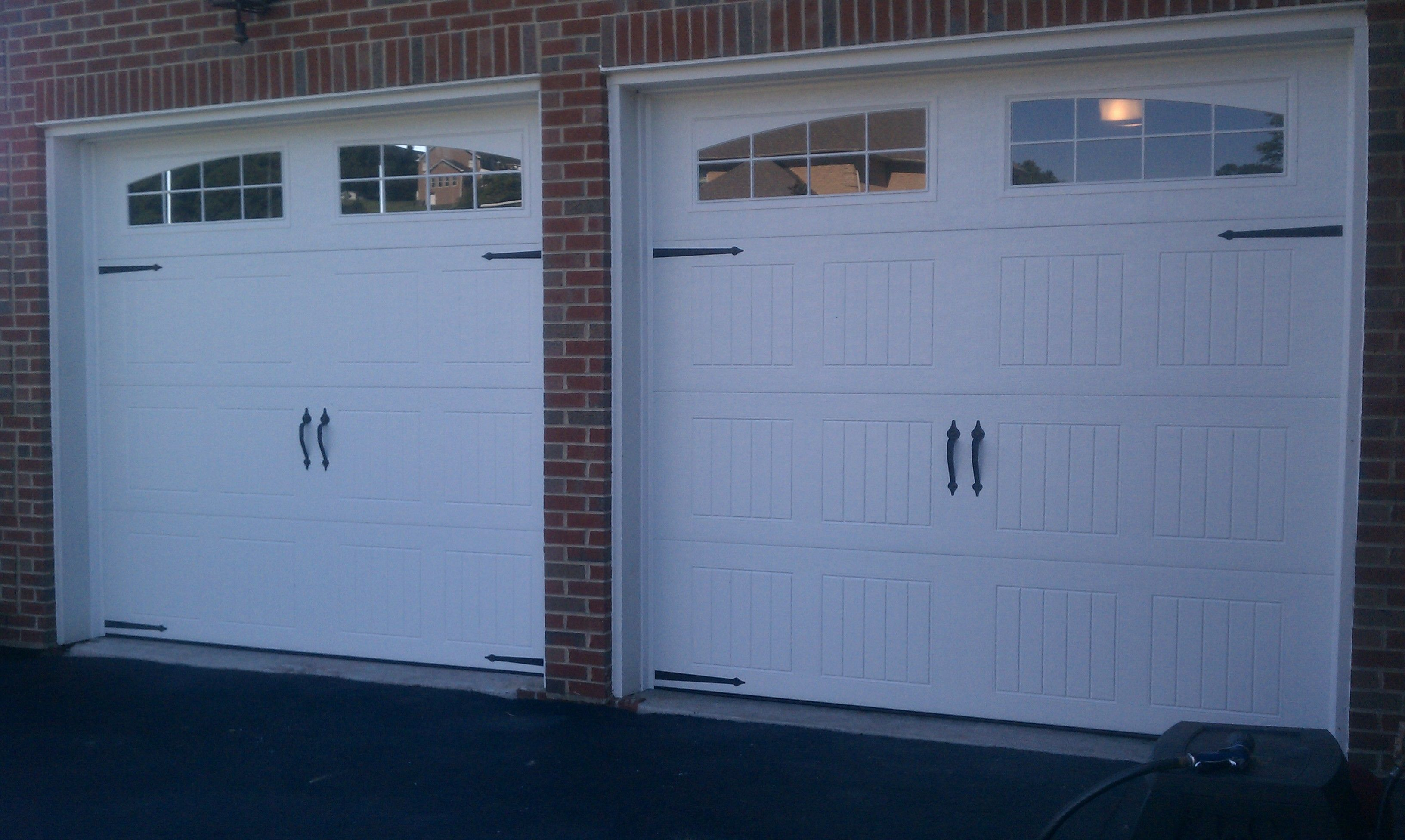 Pin On Clopay Steel Carriage House Garage Doors