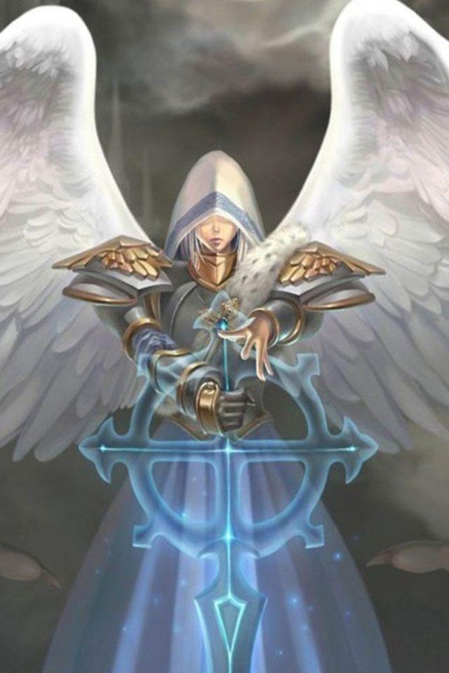 Warrior Angel Art Archangels Magic Art