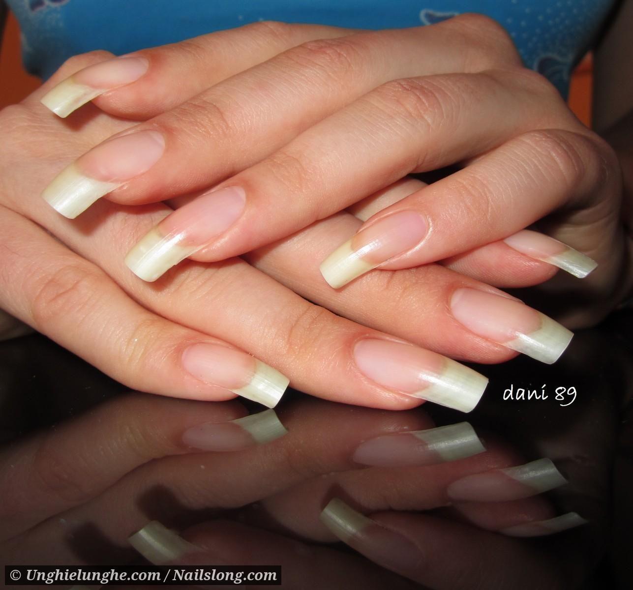 Natural nail extensions | Makeup/Nails | Pinterest | Natural nails ...