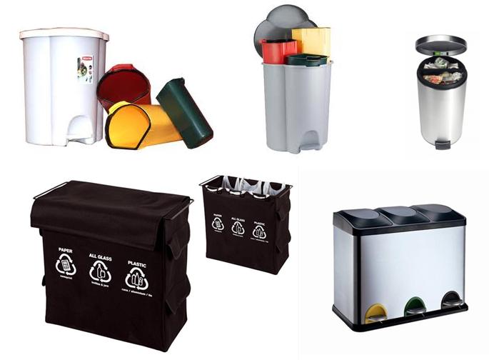 Contenedores reciclaje organizaci n y limpieza eco - Contenedores para vivir ...