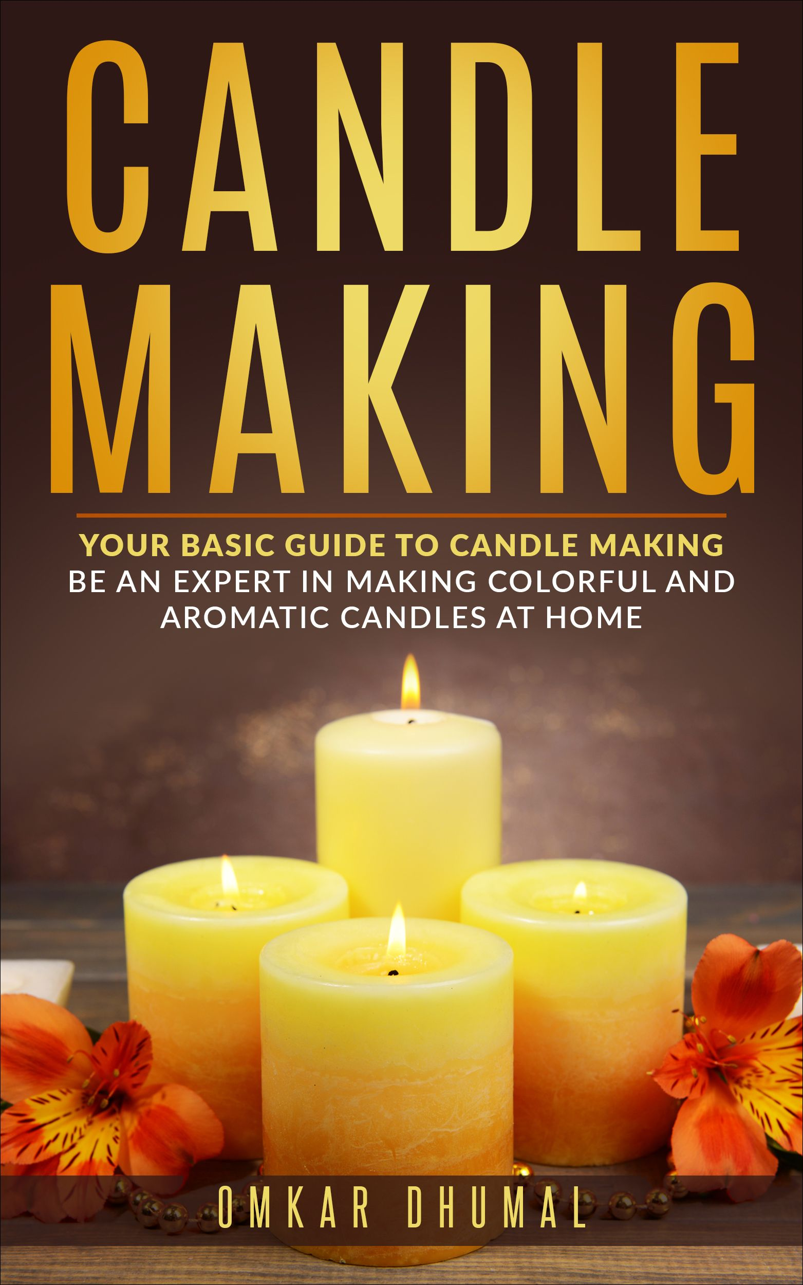 Candle making is fun, economical, and easier than ever