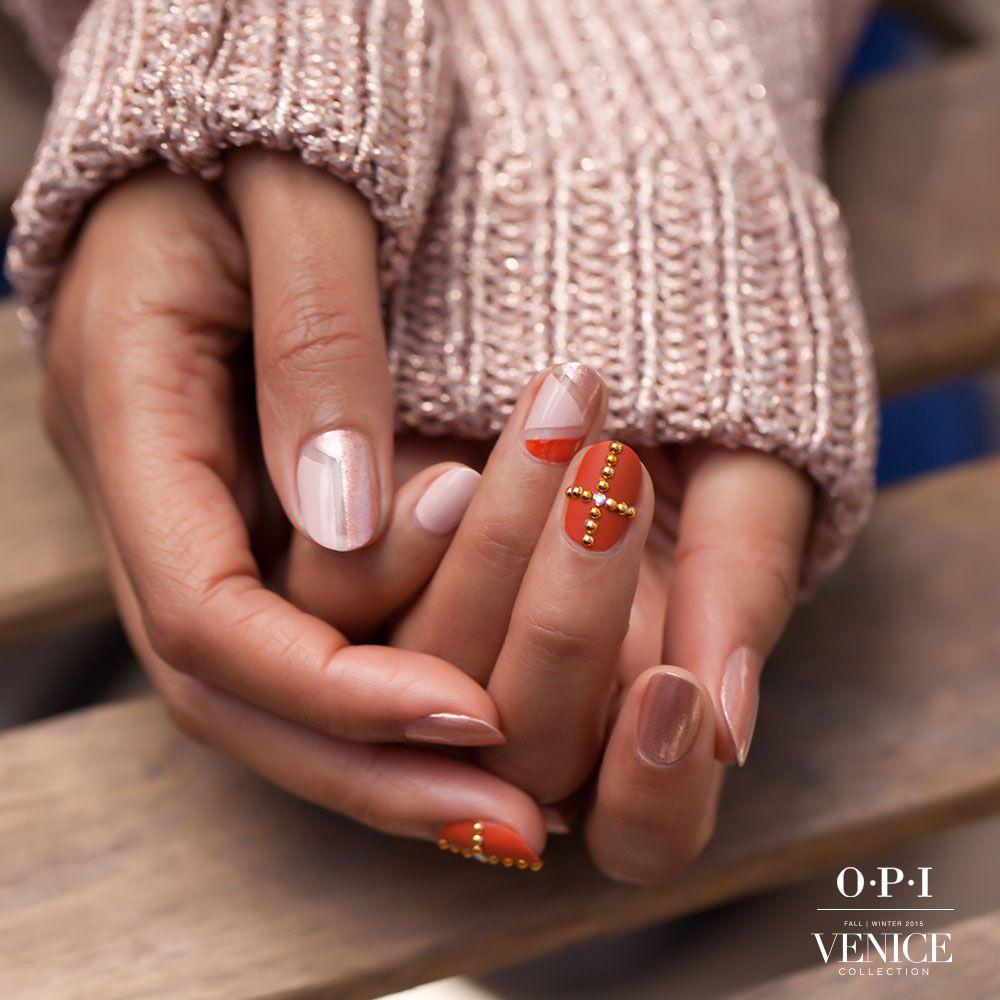 OPI Venice | Golden Rose | Venice | Fall 2015 | Pinterest | OPI, Opi ...