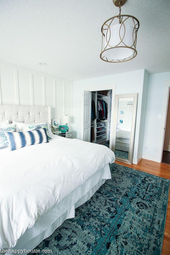Best Master Bedroom Makeover Reveal Master Bedroom Makeover 400 x 300