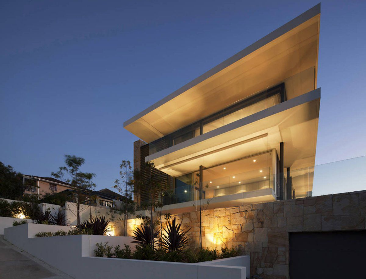 vaucluse #house in sydney, australiampr design group