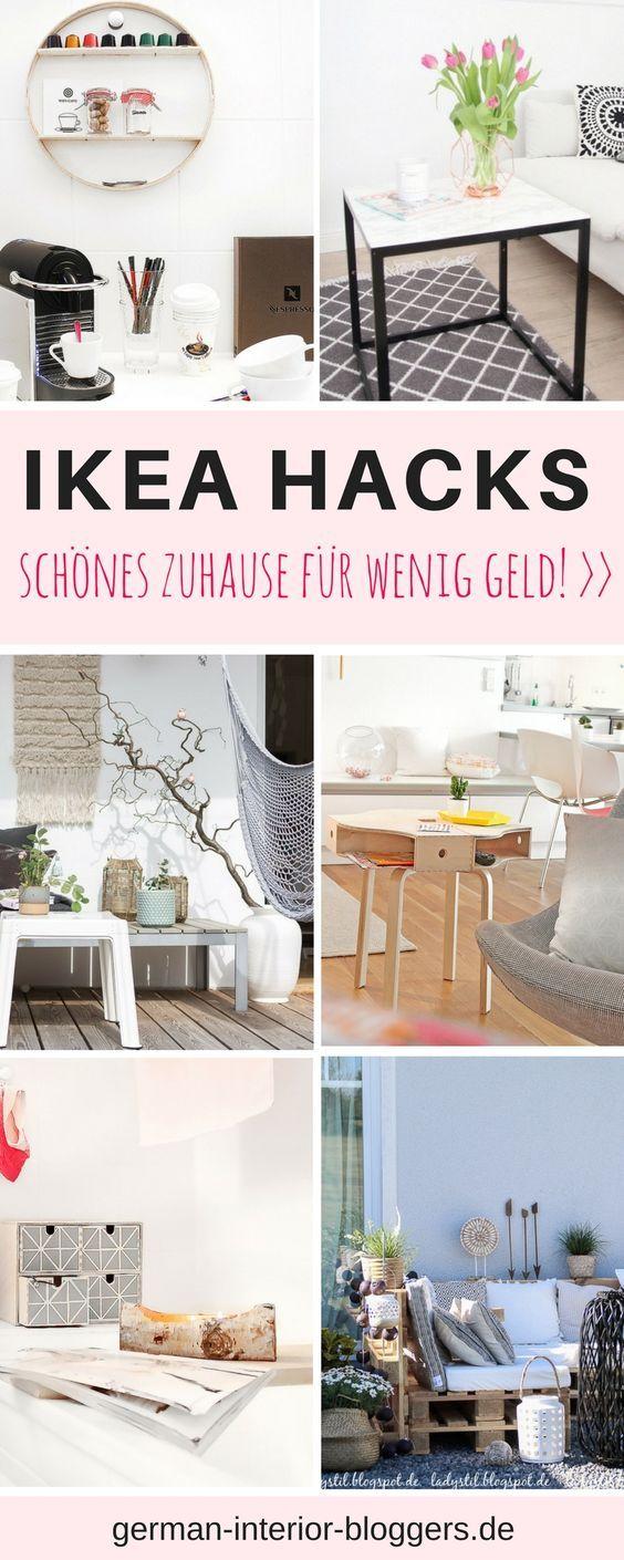 Schönes Zuhause für wenig Geld: diese genialen Ikea hacks sollte ...