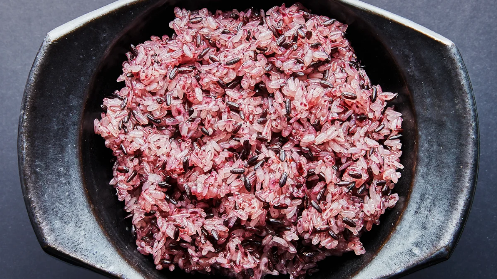 Purple Sticky Rice Recipe
