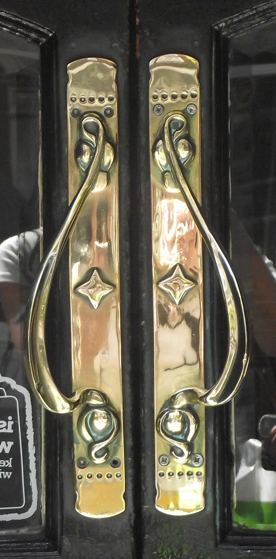 Art nouveau door handles jv stuff to buy pinterest door