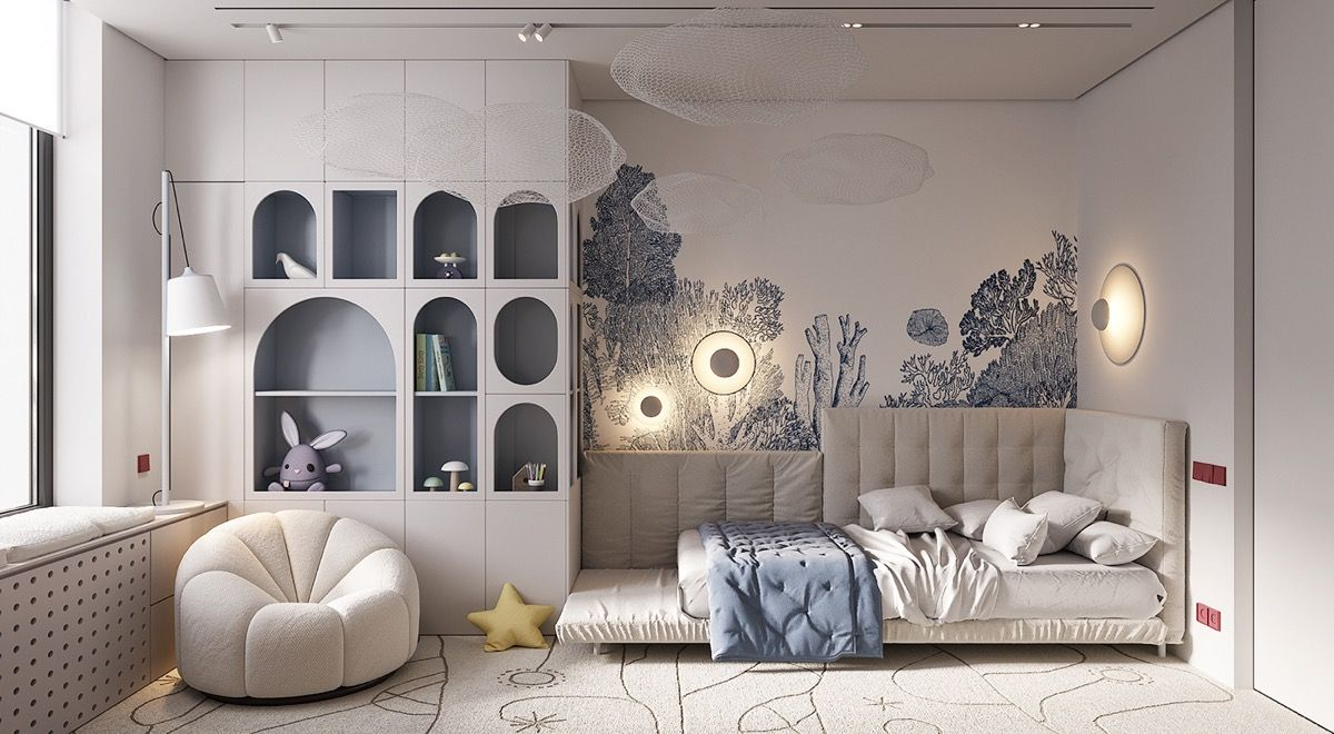 51 Modern Kid S Room Ideas With Tips Accessories To Help You Design Yours Kids Room Interior Design Kids Interior Room Modern Kids Bedroom Modern kids bedroom designs