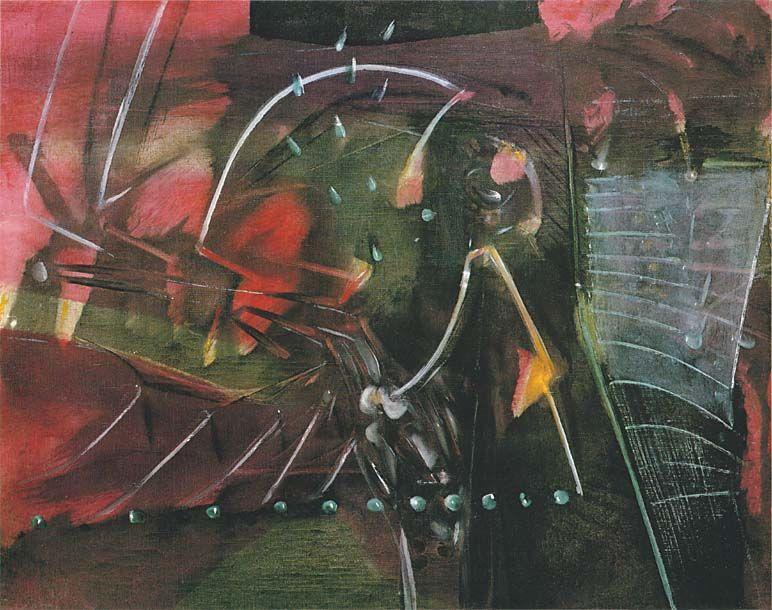 Matta - 1949 Untitled